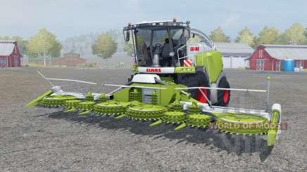 Claas Jaguar 900 980〡Orbis para Farming Simulator 2013