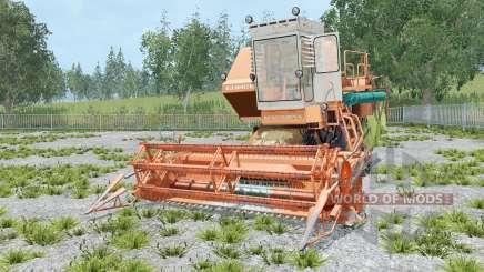 Yenisei 1200-1 4x4 para Farming Simulator 2015
