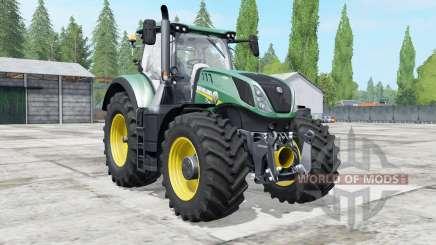 New Holland T7.290 and T7.315 para Farming Simulator 2017