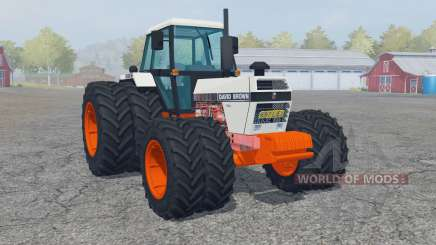 David Brown 1690 1984 para Farming Simulator 2013