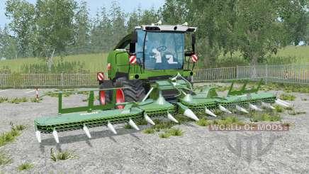 Fendt Katana 65 real exhaust para Farming Simulator 2015