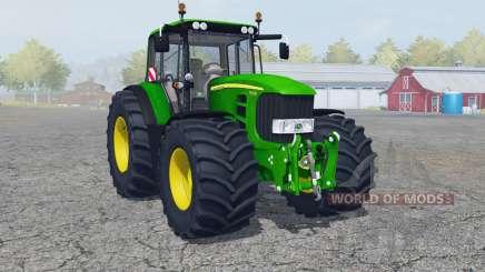 John Deere 7430 Premium manual ignition para Farming Simulator 2013