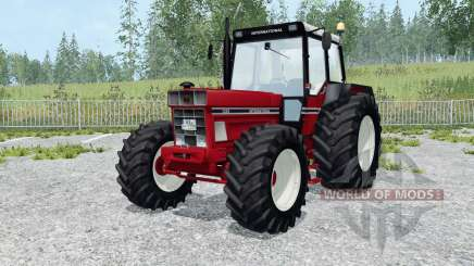 International 1255A para Farming Simulator 2015