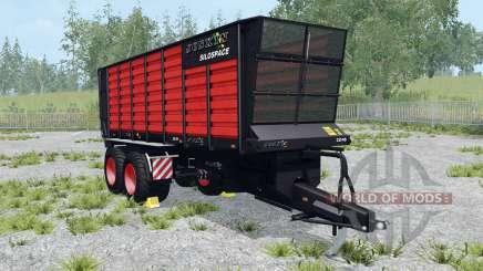 Joskin SiloSpace 22-45 Black Edition para Farming Simulator 2015