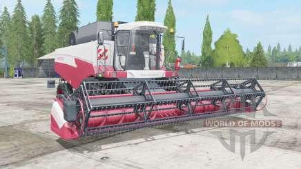 Acros 585 la elección del motor y las ruedas para Farming Simulator 2017