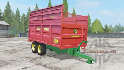 Marshall QM-11 silage and grain para Farming Simulator 2017