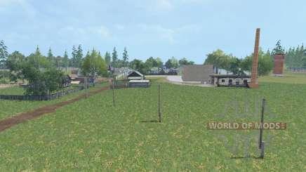 Palanka para Farming Simulator 2015