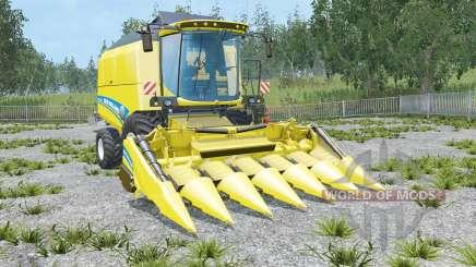 New Holland TC5.90 colored seats para Farming Simulator 2015