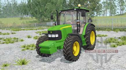 John Deere 5080R washable para Farming Simulator 2015