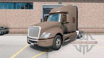 Internacional LT625 Cielo-Aumento Sleepeᶉ para American Truck Simulator