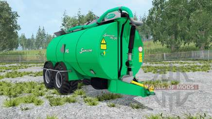 Samson PGII-series para Farming Simulator 2015