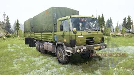 Tatra T815 VVN 20.235 6x6 para MudRunner