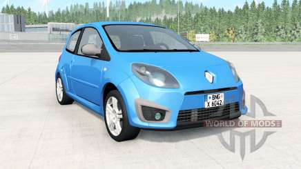 Renault Twingo R.S. 2009 para BeamNG Drive