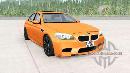 BMW M5 (F10) 2011 para BeamNG Drive