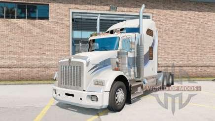 Kenworth Т800 AeroCab Sleeper para American Truck Simulator