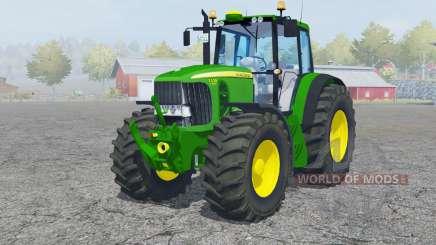 John Deere 7530 Premiuᶆ para Farming Simulator 2013