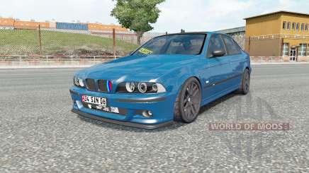 BMW M5 (E39) 2000 para Euro Truck Simulator 2