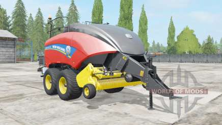 New Holland BigBaler 340 and Roll-Belt 450 para Farming Simulator 2017