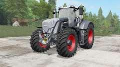 Fendt 930-939 Vario Negro Bᶒauty para Farming Simulator 2017