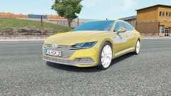 Volkswagen Arteon 4motion Elegance 2017 para Euro Truck Simulator 2