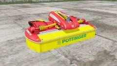 Pottinger NovaCat 301 ED para Farming Simulator 2017