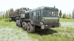 KZKT-74281 para MudRunner