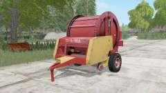 PR-f-180Б moderadamente color rojo para Farming Simulator 2017