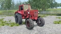 MTZ-82 Belarús suave de color rojo para Farming Simulator 2015