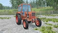 80 y MTZ 82 Bielorrusia para Farming Simulator 2015