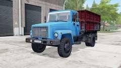 GAS-SAZ-3507-01 color azul para Farming Simulator 2017