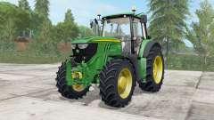 John Deere 6175M-6195M para Farming Simulator 2017