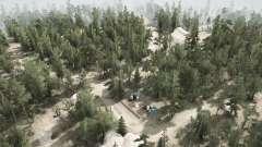 Overland trails para MudRunner