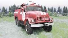 AC-40 (131) modelo 137 para Spin Tires