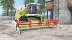 Claas Dominator 208 Mega june bud para Farming Simulator 2017