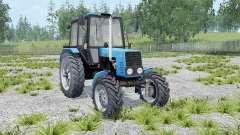 MTZ-82.1 Belarús color azul para Farming Simulator 2015