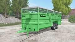 Pirnay V14H jade para Farming Simulator 2017
