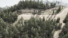 El bosque de hollow para MudRunner