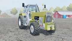 Fortschritt ZT 303 green smoke para Farming Simulator 2013
