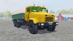 El KrAZ-65053 para Farming Simulator 2013
