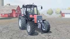 MTZ-Belarús 1025 freno de mano para Farming Simulator 2013