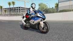 Motorcycle Traffic Pack v3.0.1 para American Truck Simulator