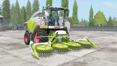 Claas Jaguar 960-980 para Farming Simulator 2017