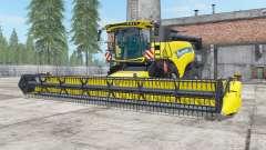 New Holland CR9.90 safety yellow para Farming Simulator 2017