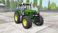John Deere 6430 Premium 2012 para Farming Simulator 2017