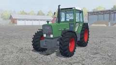 Fendt Farmer 309 LSA Turbomatik frontgewichte para Farming Simulator 2013