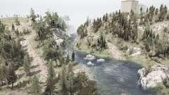 Rock Creek para MudRunner