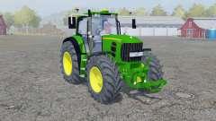 John Deere 7530 Premium wheel weights para Farming Simulator 2013