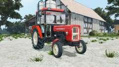Ursus C-360 alizarin crimson para Farming Simulator 2015