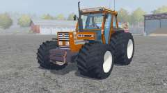 Fiat 100-90 DT Terra tires para Farming Simulator 2013