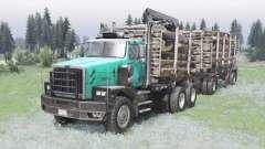 Western Star 6900XD v1.1 para Spin Tires